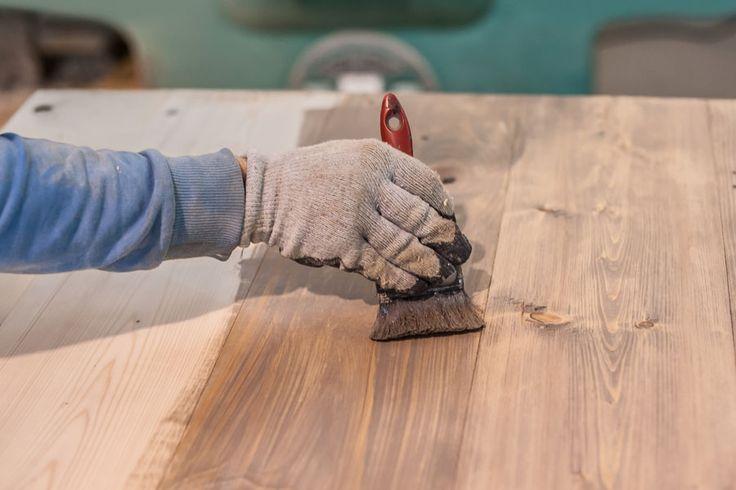 Cómo preparar tintes para madera con té. Método para teñir madera con té. Cómo…