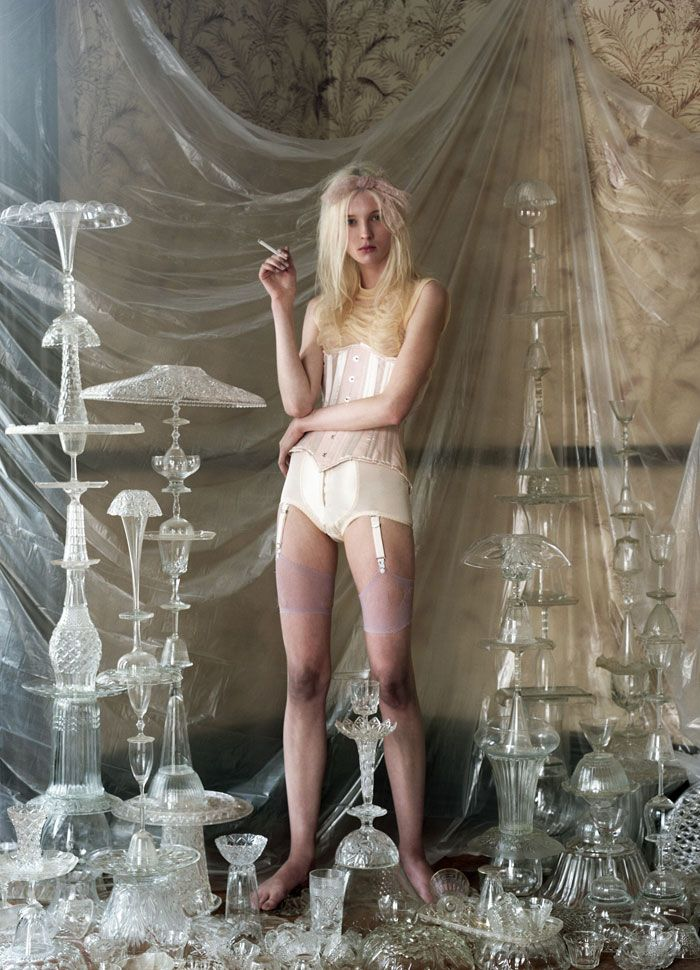 Nastya Sten by Jeff Bark for Oyster www.theadventuresofapinkchampagnebubble.com