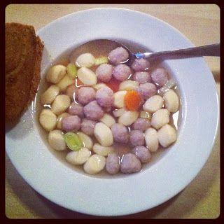 Lykkes Lækkerier: Melboller til suppe