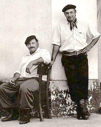 Gauchos of Uruguay.