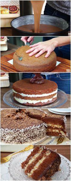O MAIS FACIL BOLO PRESTÍGIO #bolo #bolos #bolorapido #bolobarato #bolofacil #bolodeprestigio #sobremesa #sobremesadeprestigio #doce #doces #docedeprestigio
