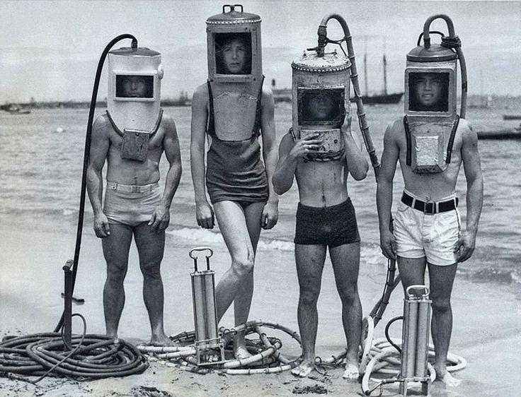 1940s divers http://electriciendepannageelectrique.com/electricien-77/