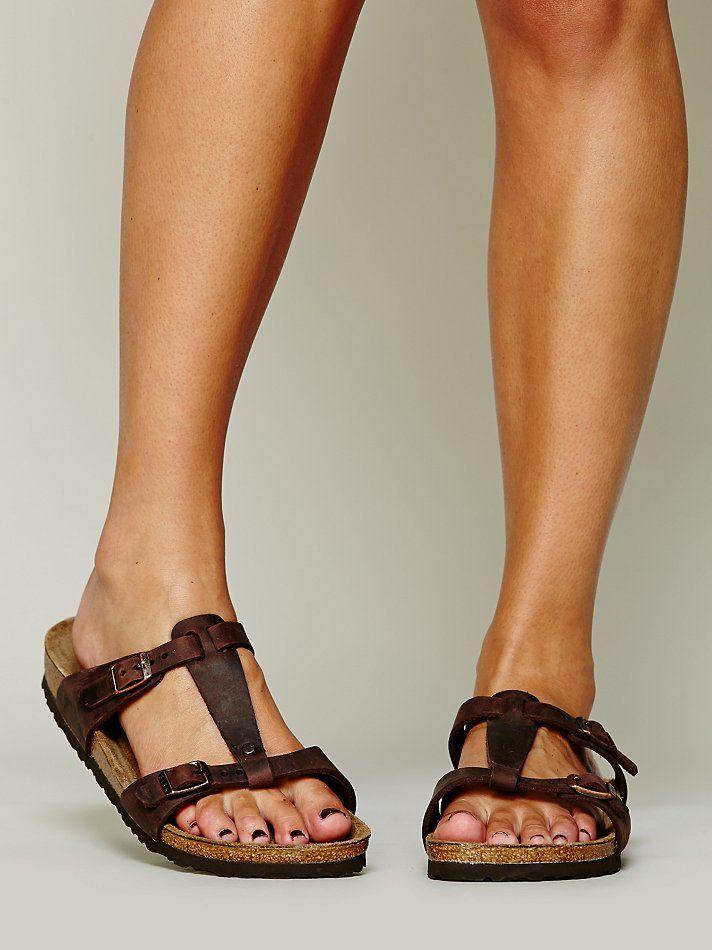 Birkenstock Larisa.  Love these...might put them on my christmas list