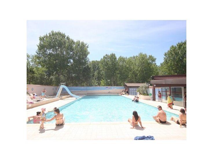 Camping 4 étoiles Abri de Camargue : location en mobil home à Le grau du roi. Réservation de vacances Gard.