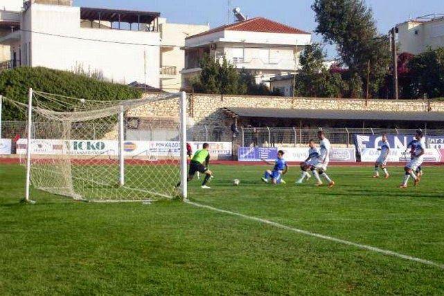 Εθνικός Αλεξανδρούπολης – Έβρος Σουφλίου 0-2