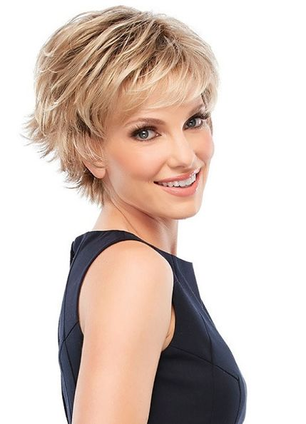 Jazz Monofilament Wig by Jon Renau  #hairideas #newlook #like
