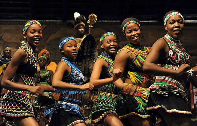 article with regards to african culture