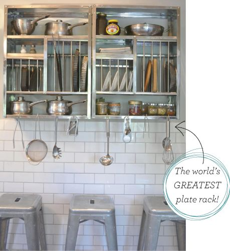 Stainless Steel Kitchen Cabinets In Ernakulam: The Plate Rack