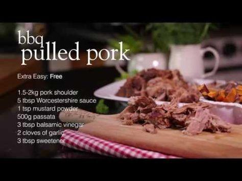 BBQ pulled pork - Recipes - Slimming World