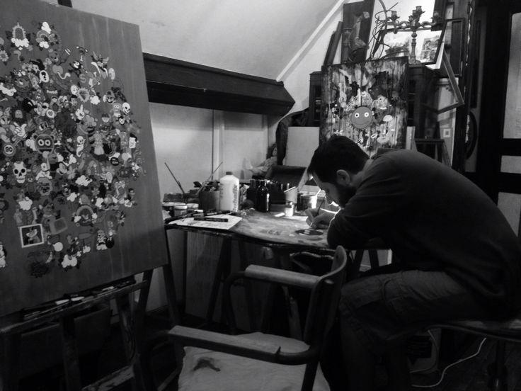 Workspace - LeClouTordu by MisterPresident
