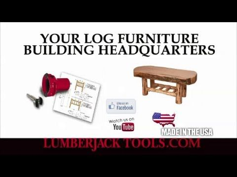 LumberJack Tools - Your Log Furniture Building Headquarters