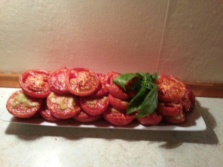 Bagte tomater