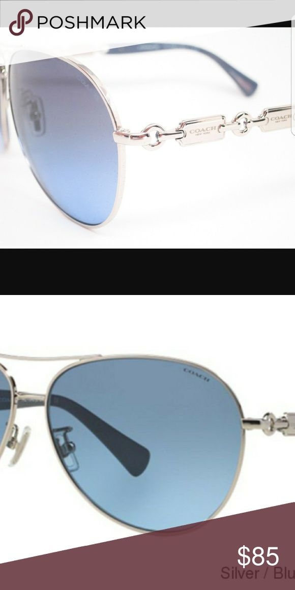 Aunthentic Coach Sunglasses The Coach HC7048 are very popular eyeglass frames for Women. This Metal Frame is well put together in a Full Rim design. The Round lenses are designed to function with these eyeglass frames and be noticeably trendy. Gently worn display frames. No visible scratches. Hard case and new cleaning cloth included. Accessories Sunglasses