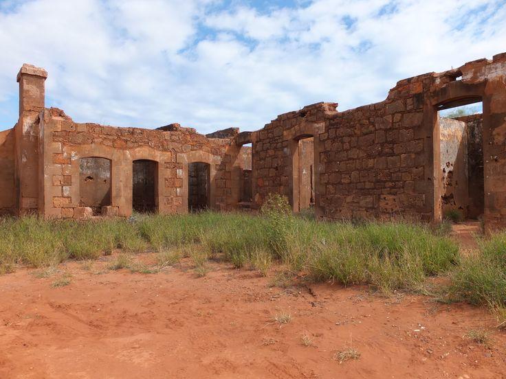 Old Onslow jail Wa