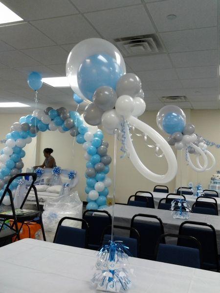 balloon pacifier | Balloon Pacifier Centerpiece