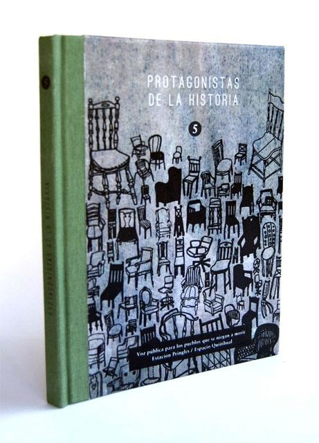 Dg3. Sistema Editorial para Estación Pringles. 2012. Cátedra Rico. Agustina Lopes