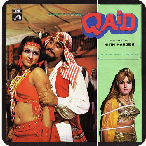 (via Nitin Mangesh: Qaid (1975) ~ Music From The Third Floor)