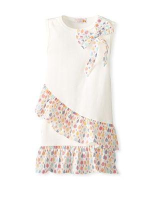 54% OFF Sierra Julian Girl's Gabriella Dress (Multi Gem)