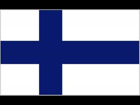 HIMNO Y BANDERA DE FINLANDIA - ANTHEM AND FLAG OF FINLAND - YouTube