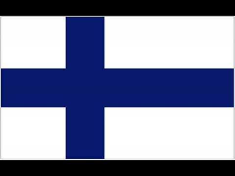 HIMNO Y BANDERA DE FINLANDIA - ANTHEM AND FLAG OF FINLAND - YouTube