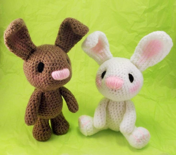 Looking for your next project? You're going to love Little Bunny Amigurumi Pattern by designer nclisa24. - via @Craftsy