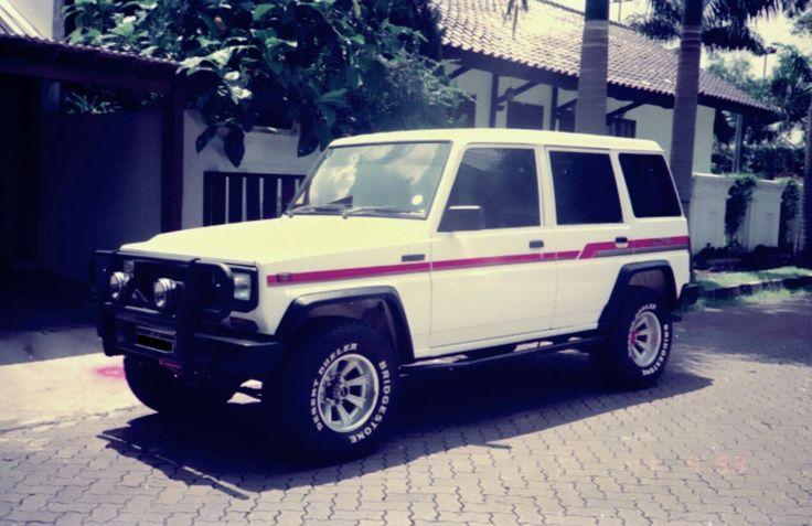 1992 Daihatsu Taft GT Ranger