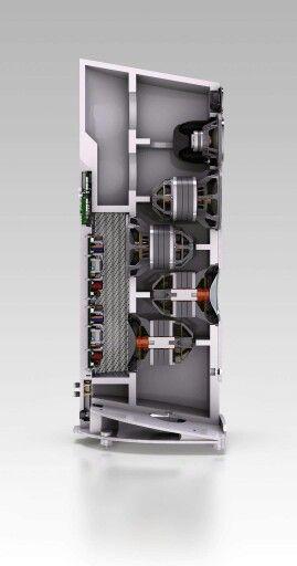 PARADIGM Concept 4F speakers