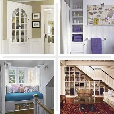 This Old House - small storage solutions