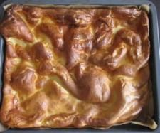 Rezept Pfannkuchen aus dem Ofen (Finnischer Ofenpfannkuchen) - Rezept aus der Kategorie Grundrezepte DAS MUSS ich unbedingt machen!!