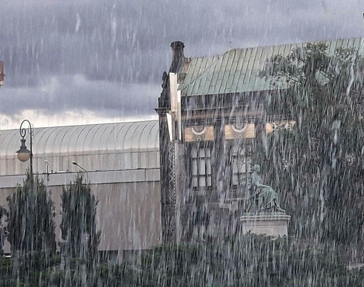 # rain Poznan