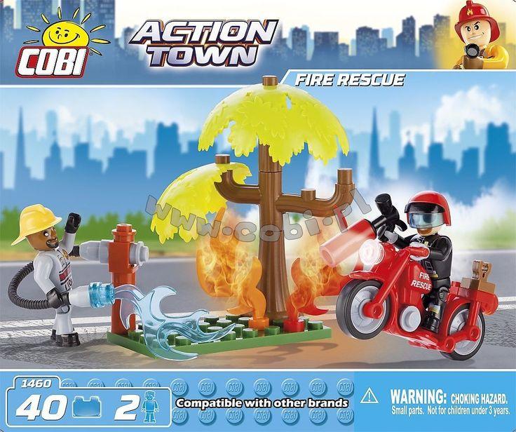 Akcja gaszenia pożaru | Fire Rescue