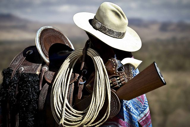 Old West Cowboy Gear | Recent Photos The Commons Getty Collection Galleries World Map App ...