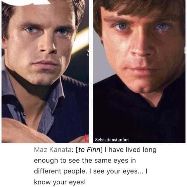 #getsebastianinstarwars2k16 signal boost this… I DEFINITELY SUPPORT THE IDEA OF SEBASTIAN PLAYING A DESCENT OF LUKE SKYWALKER… LIKE SERIOUSLY