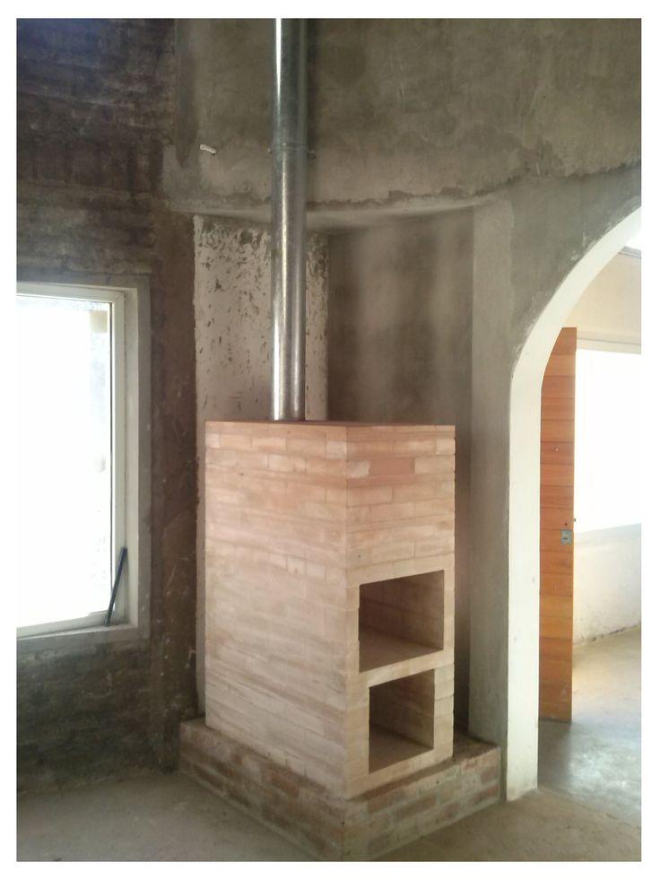 3493 best chimeneas hornos de barro y piedra parrillas - Chimeneas de barro ...