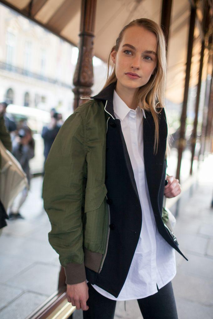 【スナップ】パリ・ファッション・ウイーク 2015-16年秋冬 22 / 121