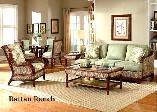 Ordinaire Enhance Your Home With Beautiful Rattan And Wicker Living Room Furniture  Sets. Stylish Living Room Chairs And Tables Add Tropical Warmth To Your  Home.