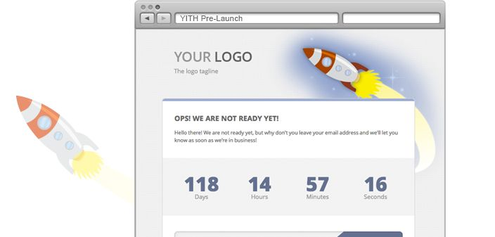 YITH Pre-Launch | Your Inspiration Themes #free #plugin #wordpress #themes