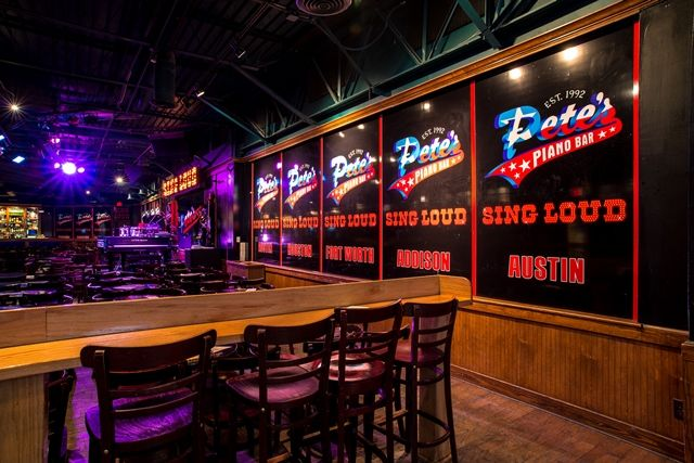 PETES DUELING PIANO BAR | About us