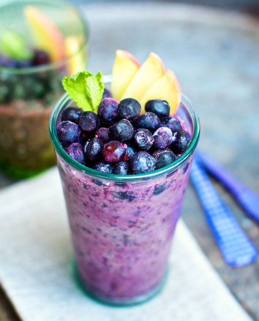 Incredibly Refreshing Anti-Acne Smoothie! Enjoy it with The Way to GlowIT at www.loseittea.com