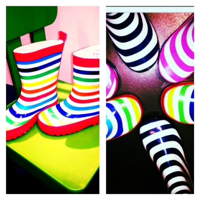 Get ready for winter with these Skeanie gumboots! $29.95! All colours available.