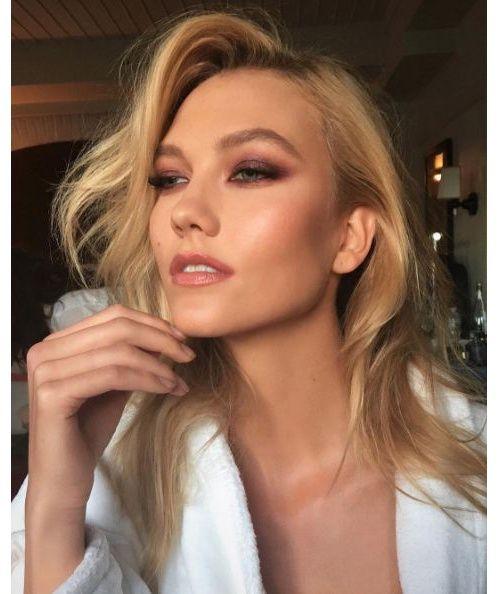Le look beauté de Karlie Kloss à copier ce week-end !