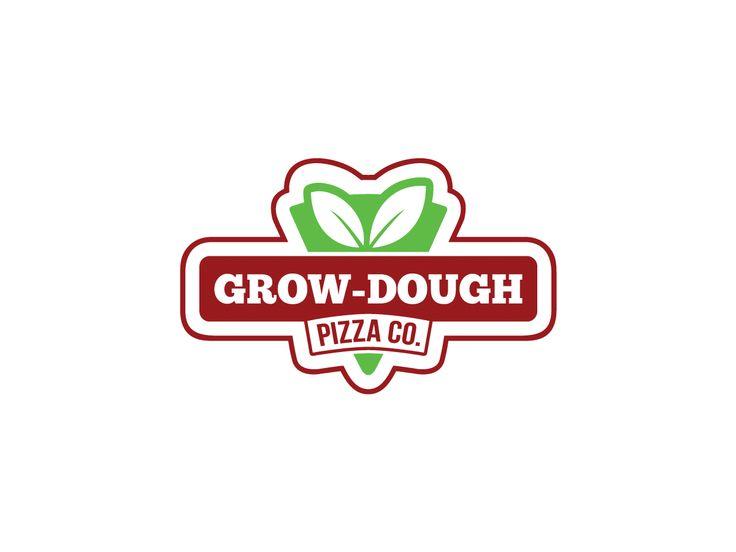 Logo Design By FRESTI For Grow Dough Pizza Co