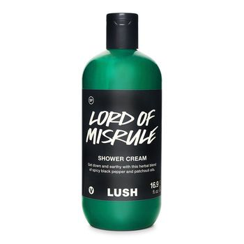 Lord Of Misrule Shower Cream: Lavish your skin by lathering up this shower cream, full of moisturizing glycerin and wheat germ oil. With skin so soft, don't be surprised if you find yourself getting up to no good.