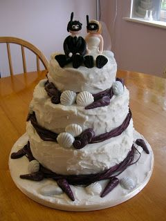 Crazy Wedding Cakes From Around The World