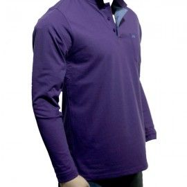 UC Purple Polo Shirt