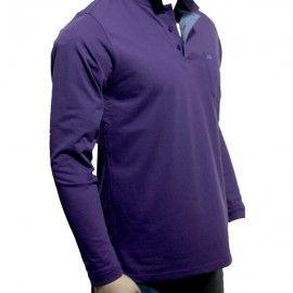 UC Purple Polo Shirt