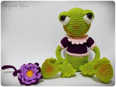 Amigurumi Aşkına-Örgü Oyuncaklarım: Amigurumi Kurbağa ve Amigurumi Kaplumbağa #amigurumi #amigurumifrog #amigurumiturtle