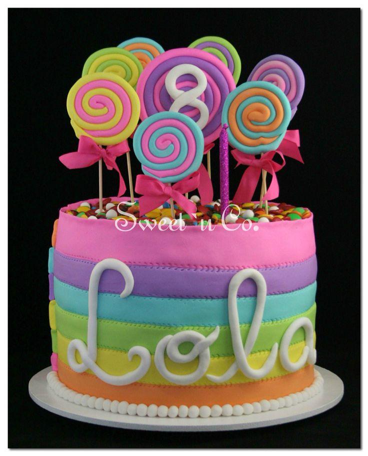 :: Lola's Cake ::
