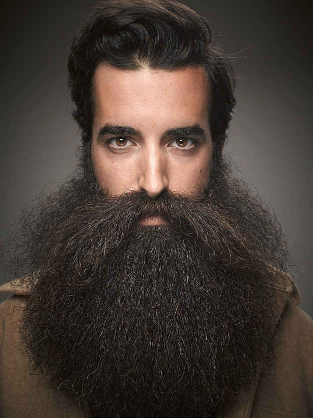24 Of The Most Intense Facial Hair Styles You'll Ever See