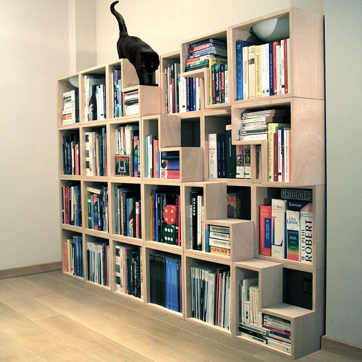 An Beautiful Shelf For Cats And Humans  http://themetapicture.com/25-awesome-furniture-design-ideas-for-crazy-cat-people/